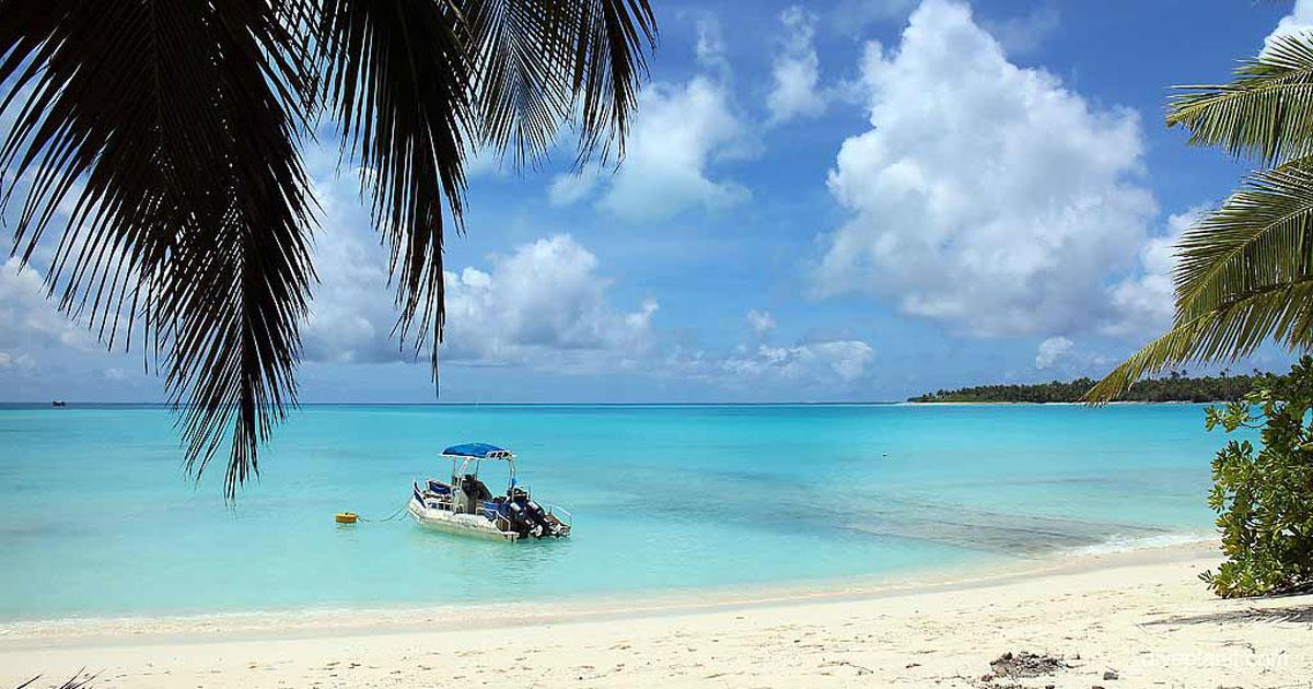 Australia's own Indian Ocean IslandParadise